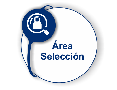 AREA SELECCION